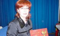 С дипломом — автор проекта Ю.В. Прохорова.
