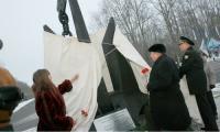 Памятник на площади Е.П. Егорова открыт. Фото В. Капустина