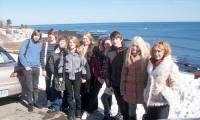 «Field trip» — прогулка по побережью Атлантического океана была незабываемой!