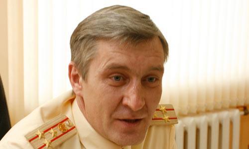 В.И. Фролов. Фото В. Капустина
