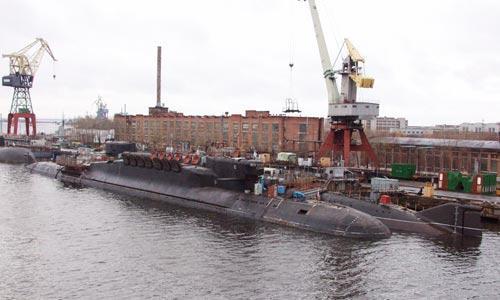 А флот у России есть. Фото В. Ковпака