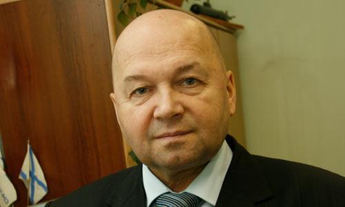 Новый лидер северодвинских единороссов Михаил Ситкин. Фото В. Капустина