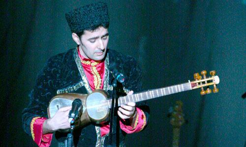 Джаваншир Казымов. Фото В. Бербенца