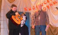 Александр Ширшиков и председатель жюри фестиваля Сергей Никитин. Фото автора