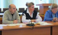 Новым сопредседателем совета по предпринимательству выбран Алексей Кувакин (слева).   Фото В. Бербенца