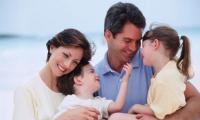 Безмятежное семейное счастье. Фото с сайта: www.qarum.ru