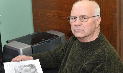 П.И. Поляков. Фото В. Ковпака