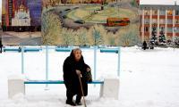 Каждому шестому северодвинцу более 60 лет. Как правило, это женщина. Фото В. Бербенца