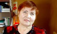 В.Г. Степанова в редакции «СР» на презентации своей книги «О судьбах обездоленных детей». Фото В. Капустина
