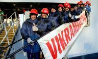 Коммодор Мадусуданан: «Задание выполнено. Гуд бай, Северодвинск!». Фото В. Бербенца