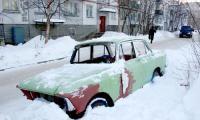 Пропадут ли из наших дворов такие машины? Фото В. Бербенца