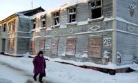 Более 7 315 северодвинцев проживает в ветхом жилье. Фото В. Бербенца