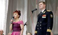 Творческий дуэт — Александр и Любовь Шубины. Фото В. Блохина