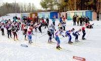 Лыжники, на старт!