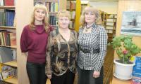 Из четверки эрудитов не хватает только Елены Свиридовой. Фото М. Биктимирова