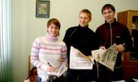 По публикациям в «СР» можно почерпнуть и информацию для написания диплома! Фото В. Бербенца