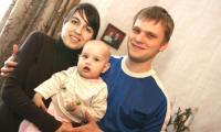 В счастливых семьях растут счастливые дети! Будущее в наших руках. Фото В. Капустина