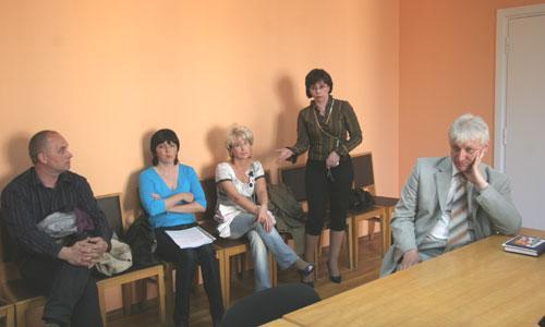 Свою позицию высказали родители и учителя. Фото В. Бербенца