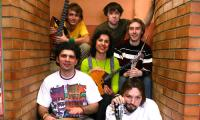 Группа «Ягода Гало» сегодня. Фото Н. Гернета