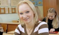 Светлана Клюкина — первое лицо северодвинской спортивной гимнастики. Фото В. Капустина