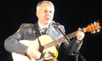 Федор Анисимов в конкурсной программе. Фото автора