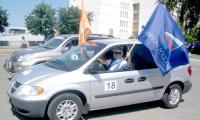 Екатерина Третьякова: «Вперёд, экипаж из Северодвинска!» Фото из архива участников
