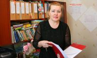 Маргарита Витальевна Максимовская — педагог, уважаемый детьми и коллегами. Фото В. Бербенца