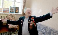 А у ветерана — новоселье! Фото В. Капустина