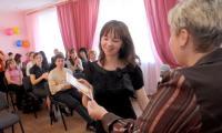 Наталья Гладкова, новоиспеченный учитель английского языка лицея № 17. Фото В. Капустина