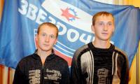 Братья Дмитрий и Василий Внуковы. Фото М. Биктимирова