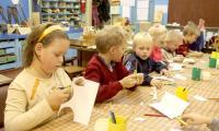 Главное, чтобы кружки работали и дети там занимались... Фото В. Капустина