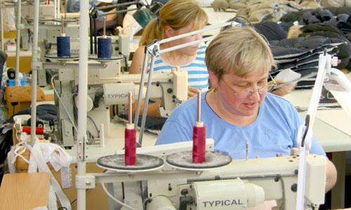 Сегодня малый бизнес — не только пополнение бюджетов, но и   обеспечение  занятости  населения. Фото В. Бербенца