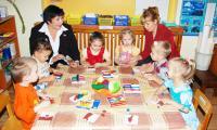 Нина Андриевская: «Развитие необходимо и детям, и самому дошкольному учреждению». Фото из архива детского сада «Жемчужинка»