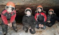 Главный приз — поход в пещеру! Фото Е. Савченко