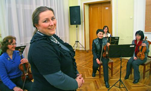 Яна Иванилова. Фото В. Бербенца