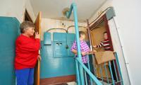Следы управления домом.Фото В. Бербенца