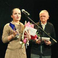 Екатерина Курзенёва — златослов Поморья. Фото В. Бербенца
