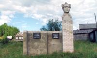 Памятник К.Е. Ворошилову в Юроме.