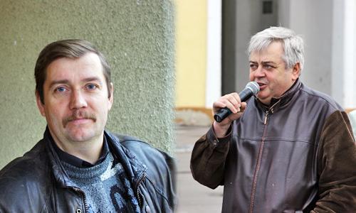 А. Котков. Ю. Цугульский
