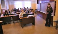 «Юность Северодвинска» — прекрасная возможность получить навыки самопрезентации. Фото В. Бербенца
