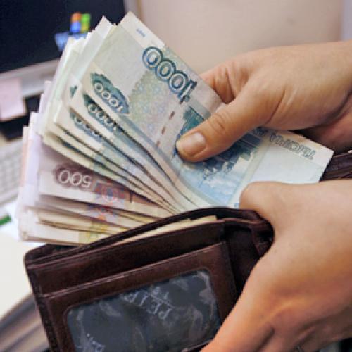 Заходить или нет в «кассу взаимовыручки» — решать вам. Как и расплачиваться за «доступные» кредиты. Фото В. Капустина