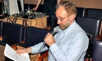 Директор фестиваля С. Апрелев. Фото автора