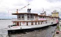 Колёсный пароход «Гоголь», который открыл юбилейную навигацию, — один из самых узнаваемых брендов Архангельской области.